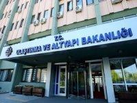 Ulaştırma ve Altyapı Bakanlığı'nda 5 Genel Müdürlük kapatıldı