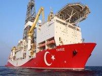 """""""Yavuz sondaj gemisi Ada'nın güneyindeki G ruhsat sahasına intikal etmiştir"""""""