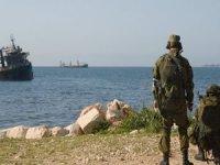 Rus ve Suriye askerleri Tartus'ta ortak tatbikat yaptı