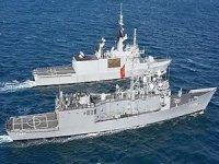 MSB Doğu Akdeniz'de 'Geçiş eğitimleri' yapıldığını duyurdu