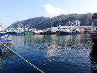 Hopa balıkçı barınağı altyapı çalışmaları tamamlandı