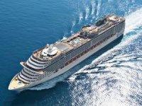 MSC Cruises filo genişletme planlarını 2030'a kadar uzatıyor