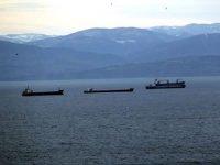 Sinop'ta fırtına deniz ulaşımını ve balıkçılığı olumsuz etkiliyor
