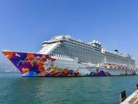 Hong Kong'a demir atan yolcu gemisi karantinaya alındı