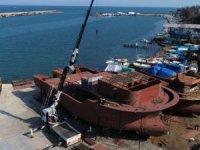 Ordu'da üretilen balıkçı tekneleri üç ülkeye gönderiliyor