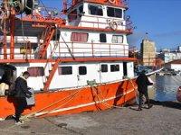 Hamsi sezonu bitti balıkçı tekneleri 'paydos' etti