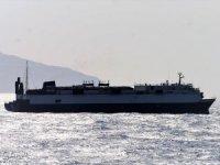Türkiye'den Libya'ya giden geminin kaptanı gözaltına alındı