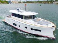 Sirena 58 Coupé, 2020 Miami Boat Show'da tanıtıldı