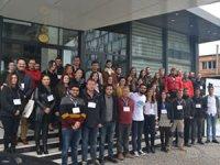 Üniversite öğrencileri Deniz Bilimleri Kampı'nda buluştu