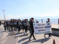 Üsküdar Vapuru faciasında hayatını kaybedenler İzmit'te anıldı