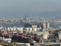 Kocaeli limanlarından 'dünyanın yükü' taşınıyor