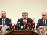 Türkiye'de koronavirüs vaka sayısı 5'e çıktı