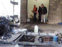 200' yakın tır şoförü İtalya Trieste Limanı'nda mahsur kaldı