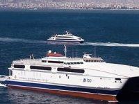 Şehirler arası deniz ulaşımı durduruldu