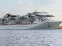 MSC Cruises aldığı operasyon durdurma kararını 29 Mayıs'a kadar uzattı