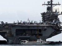 ABD uçak gemisinde salgın