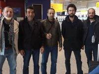 Koronavirüs nedeniyle Londra Heathrow Havaalanı'nda mahsur kalan 5 denizci Türkiye'ye döndü