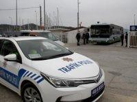 İsrail'den Türkiye'ye gelen kuru yük gemisindeki 9 işçi, Muğla Fethiye'de karantinaya alındı
