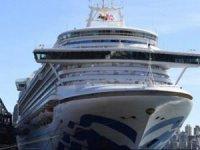 Koronavirüsü yaydığı düşünülen Ruby Princess gemisine soruşturma başlatıldı