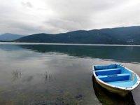 Kuraklık tehlikesi geçiren Gölbaşı Göleti'nde doluluk oranı yüzde 70'e yükseldi