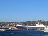 İzmir Çeşme Limanı'nda görevli gümrük memurunda koronavirüs tespit edildi