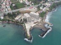 Ordu'da yıkılan gökdelen alanı halka açılıyor