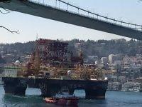 Dev petrol platformu güvenle geçti