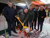 Bakan Bekir Pakdemirli: 2019-2020 balıkçılık av yasağının 15 Nisan tarihi itibariyle başladı