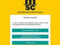 MSC'nin sitesi yeniden açıldı