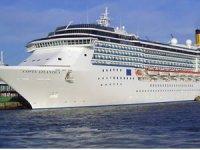 Japonya'da 'Costa Atlantica' gemisindeki 34 kişide koronavirüs tespit edildi