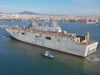 Türkiye'nin en büyük savaş gemisine yerli Platform Yönetim Sistemi