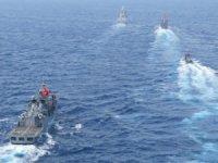 Türk Deniz Kuvvetleri ile NATO'dan ortak eğitim