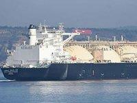 Cezayir'den yola çıkan LNG gemisi Türkiye'ye ulaştı