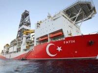 """Karadeniz'de sondaj çalışması yapacak """"Fatih"""" gemisi Trabzon Limanı'na yanaşacak"""