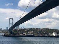 'Ocean Corona' İstanbul Boğazı geçişini tamamladı