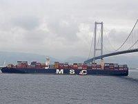 MSC en büyük gemilerini Türkiye'ye gönderiyor