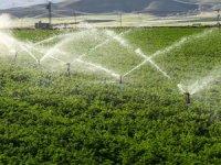 Nevşehir'de 76 bin 130 dekar tarım arazisi sulanmaya başlandı