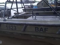 Kolombiya Deniz Kuvvetleri sembollü 3 savaş botu ele geçirildi