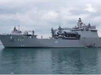 SSB'den Amfibi çıkarma gemisi paylaşımı