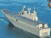 """Forbes, Türk Donanması'nın Amiral Gemisi TCG Anadolu'yu """"etkileyici"""" olarak niteledi"""