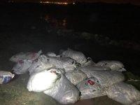 3,5 ton kaçak avlanmış balık ele geçirildi