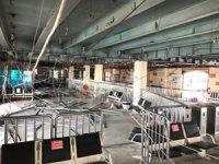 Kadıköy vapur iskelesi yenileniyor
