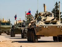 Rusya ve Suriye ordularından Tartus Limanı'nda ortak tatbikat