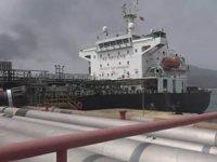 Üçüncü İran tankeri de Venezuela'ya ulaştı