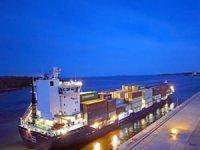 Stockholm'un yeni limanı Norvik, ilk konteyner gemisiyle açıldı