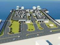Gelibolu yeni feribot terminalinin ihalesi tamamlandı
