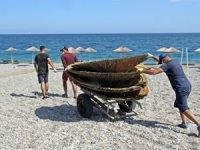 Dünyaca ünlü sahilde yüzde 70 doluluk bekleniyor