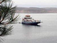 Normalleşme süreciyle Tunceli-Elazığ feribot seferleri başladı