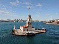 İstanbul Boğazı maske ve eldiven doldu