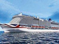 Pandemi sürecinden sonra tamanlanan ilk cruise gemisi olacak